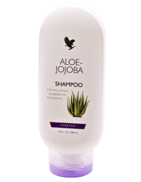 Aloe Jojoba Shampoo fra Forever Living