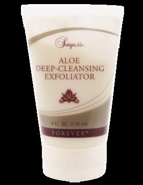 Aloe Deep-Cleansing Exfoliator fra Forever Living