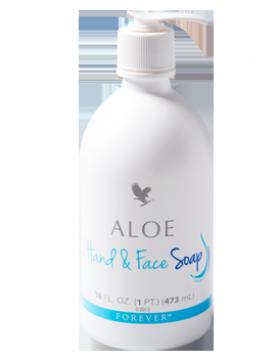 Aloe Hand & Face Soap fra Forever Living