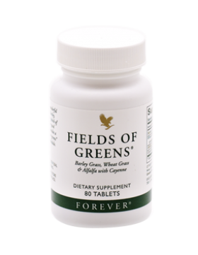 Fields of Greens fra Forever Living