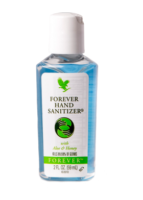 Hand Sanitizer fra Forever Living