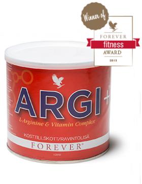 Forever Argi+ fra Forever Living