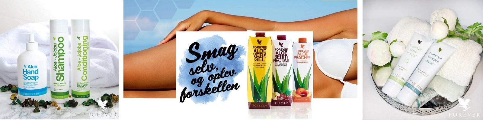 Den nye Aloe Vera drik
