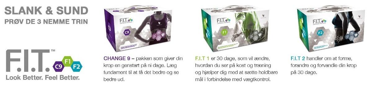 Slank med Forever FIT C9 – Aloevera Portal Danmark – butikaloevera.dk