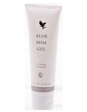 Aloe MSM Gel fra Forever Living